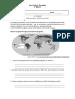 Guía Historia Geografía Recursos de Los Bosques