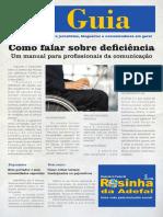 17 36-38-274 Como Falar Sobre Deficiência Um Manual Para Profissionais de Comunicação