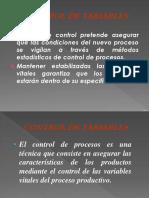 Control de Variables