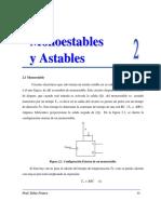 Tema II Monoestables y Astables