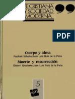 AA.VV. - Fe cristiana y sociedad moderna (t. 5)