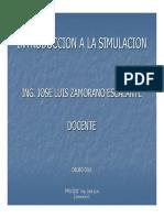 Simulacion en Ing Quimica