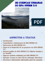 Análisis Hidráulico e Hidrólogico con EpaSWMM