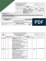 1°- PLANEACION CATEDRA DE PAZ - III TERM -2019