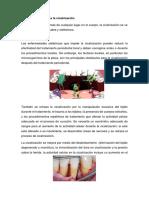 Factores Sistemicos y Locales
