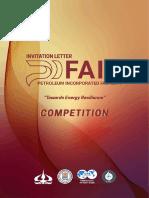 Invitation Letter PI Fair 2019
