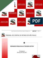 1 - Apresentação 3º Setor - Araraquara