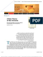 Robert Lanza - A New Theory of the Universe