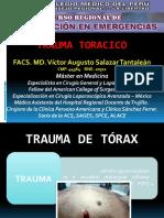Trauma Toracico Final