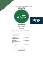 (Fase 2)Rencana Bisnis H-farm