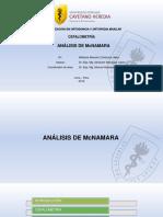 Análisis de McNamara
