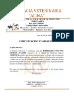 certificado comercial FARMACIA VETERINARIA.docx