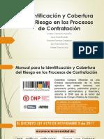 Identificacion y Cobertura del Riesgo en los Procesos.pptx
