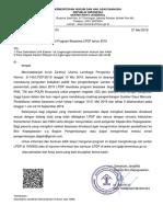 Surat Penawaran LPDP 2019