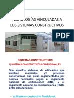 Tecnologías Vinculadas a Los Sistemas Constructivossistemas Prefabricados Drywall