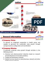 Kimia Farma Group's Business Analysis