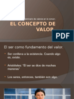 El concepto de valor EJEC.pptx