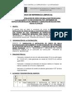 03_terminos de Referencia - Mallas y Cerco