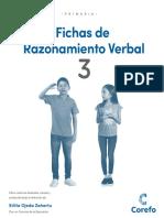 Fichas Raz Verbal