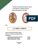 La Missa Andina