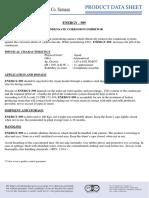 Energy 509 datasheet