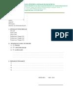 Biodata Narasumber (Print 33 Lembar)