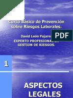 Curso Básico de Prevención en Riesgos Laborales.