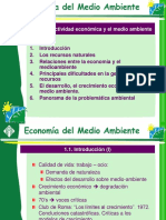 Economía y Medio Ambiente