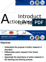 1. Overview of Action Research 1 Hr