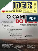 Projeto Acadêmico - Revista UnderRound