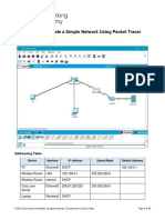 Packet Tracer FAQs