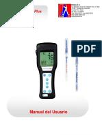 Manual Luminometro Hygiena SystemSURE Plus