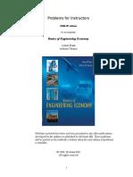Engineering Economic (2008-2009)