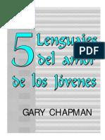Los Cinco Lenguajes Del Amor de Los Jóvenes - Gary Chapman (1)