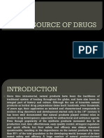 Source of Drugs