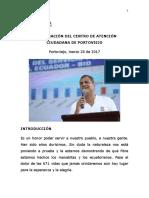 2017.03.28 Inauguración Centro de Atención Ciudadana Portoviejo