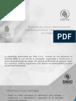 Plataforma Multiproposito MONUMENTOS Y MAQUINARIA