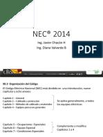 Código-eléctrico 2014 Cambios