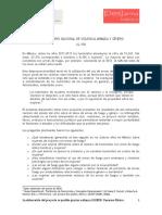 2015 1 Observatorio Nacional de Violencia Armada y Genero CDMex