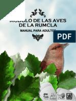 Módulo de educación ambiental de conservación de las aves de la RUMCLA