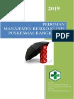 Pedoman Manajemen Resiko Klinis OK.docx
