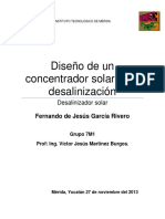 Desanilizador Solar Doc
