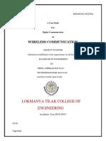 Wiewless Communication .docx