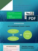 Tecnicas y Procedimientos de Auditoria Para Activos Fijos-expo