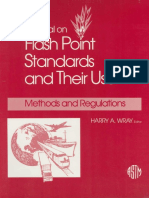 Flash Point Standards