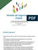 Modelo de Organizacion Del Estado Munichilca