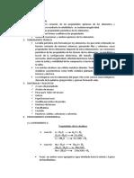 Informe de Quimica 3
