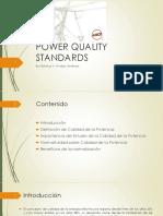 Power Quality Standars NEMA