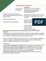 Ejemplo Ficha Descriptiva