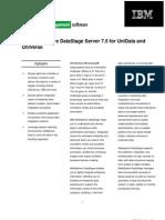 Datastage Server 75
